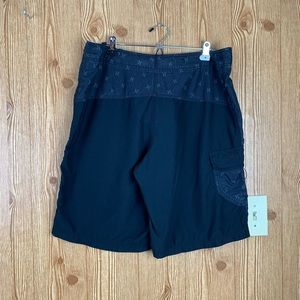 HURLEY Shorts - 🍀HURLEY BLACK & GRAY SHORTS FOR MEN'S SZ 34